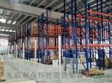 佛山重型货架通廊式货架仓储库房置物架多层组合铁架子