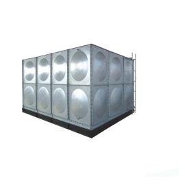 组合式不锈钢水箱公司 人孔水箱 霈凯水箱