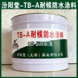 TB-A耐候防水涂料、现货、销售