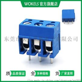 螺钉式PCB接线端子 F116/DG301V