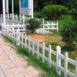 供应广特园林绿化带护栏 花园栅栏