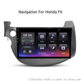车载GPS导航适用于本田飞度
