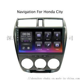 车载GPS导航适用于本田老锋范