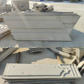 四川grc构件 外墙grc构件 grc建筑构件