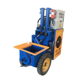 厂家批发砂浆泵注浆泵室内上料二次结构泵