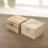 木质礼品盒翻盖木盒通用伴手礼礼品包装盒