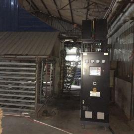 热压机平板油加热器_平板硫化机专用油加热器