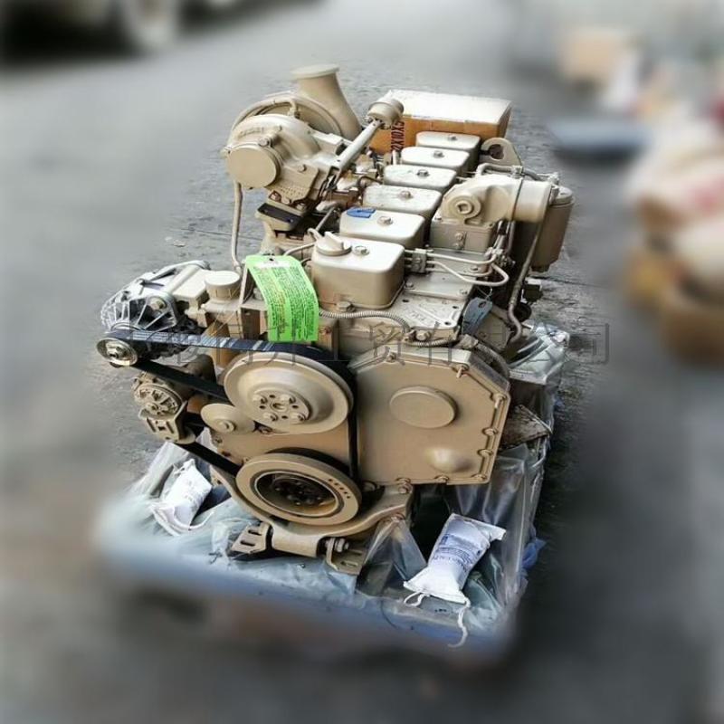 160马力康明斯qsb5.9 国三排放柴油发动机