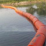 河道治理水草拦截 水葫芦拦截浮筒