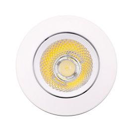 LED天花灯 嵌入式LED筒灯 防眩COB射灯