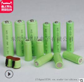 诺星镍**1/4AAA 80mAh 1.2V电池