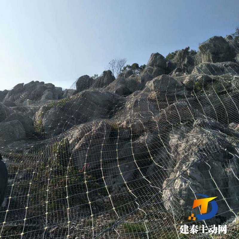 上海主动边坡防护网