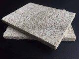 防火密度高 环保木丝水泥板 木丝吸音板厂家