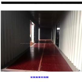 集装箱地板为什么用木地板有什么好处