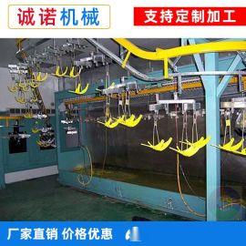 PVC塑料喷丝地毯生产线 挤出机喷丝机