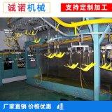 PVC塑料噴絲地毯生產線 擠出機噴絲機