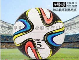 5号成人足球,桑巴荣耀世界杯足球生产定制logo