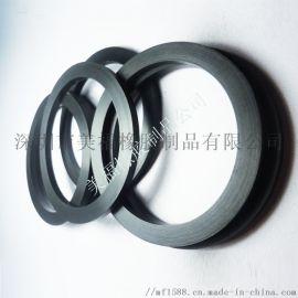 氟橡胶垫片模压氟橡胶垫圈FKM圆形件