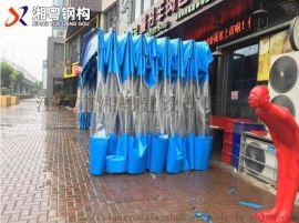 东莞长期供应汽车帆布大型活动雨棚遮阳棚折叠伸缩雨棚