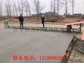 框架式振动梁 混凝土路面整平机 汽油振平尺