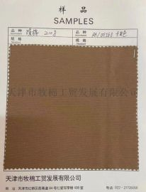 平纹/斜染色防水T/C纯棉布