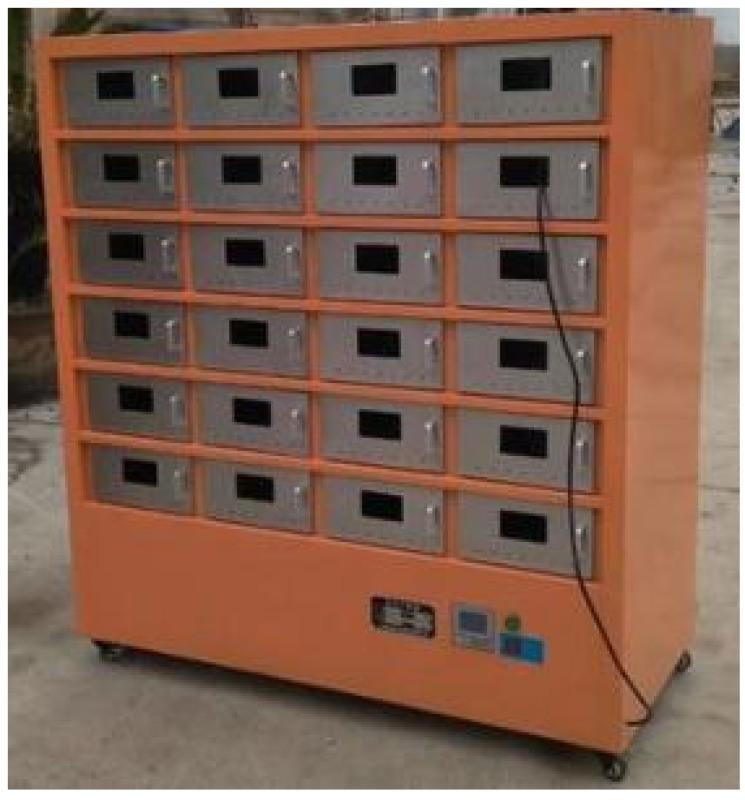 多室體分體式乾燥箱動力偉業