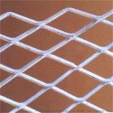 汇金网业钢板网 菱形拉伸网规格定制