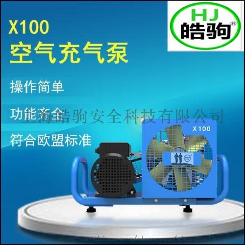 上海皓驹BW200德国型高压空气充填泵