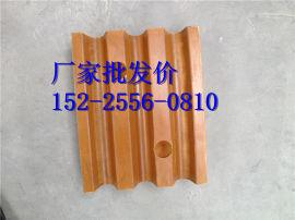 供应多绳缠绕式提升机摩擦衬垫 进口材质 钢缆机衬块