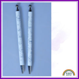 定制卡通公仔造型广告笔  儿童礼品卡通圆珠笔