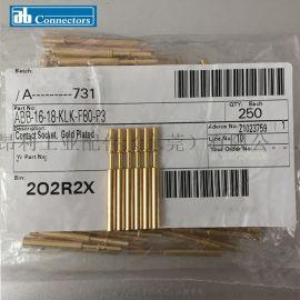 ABB1618KLKF80P3 AB 插针