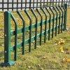 福建三明绿色pvc绿化护栏图片 郑州塑钢草坪护栏厂家
