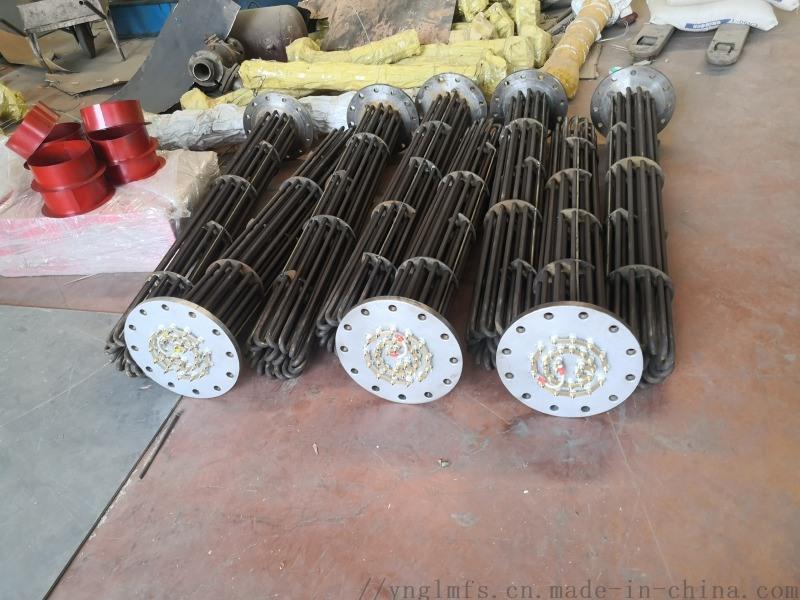 電加熱管導熱油電加熱器電加熱導熱油爐