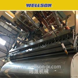 CPP透气膜机生产线WS150-2800