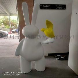 玻璃鋼雕塑-公園雕塑
