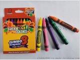 宁波蜡笔小学生文具儿童画笔幼儿园礼物绘画蜡笔