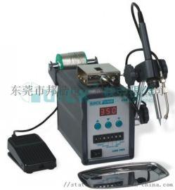 自动出锡无铅焊台(QUICK 376)