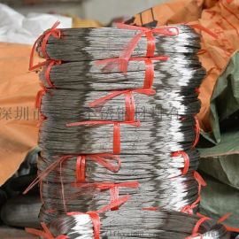 sus304不锈钢弹簧线 镀镍弹簧线 可加工定制