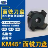 減重剛體可調刀盤 KM12-63-22-4T刀盤