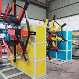 pet塑料管材收卷機 地熱管材單雙工位塑料卷管機