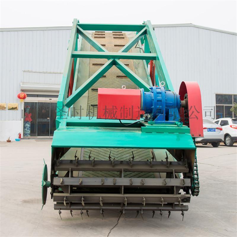 堆取料机 圣时机械 青贮取料机