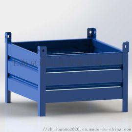 波纹板金属箱零件周转箱