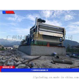 高压强力污泥脱水机运行稳定