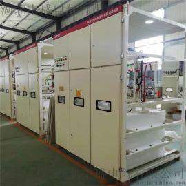 高压电机水阻软启动柜 智能软起动远程控制高压柜