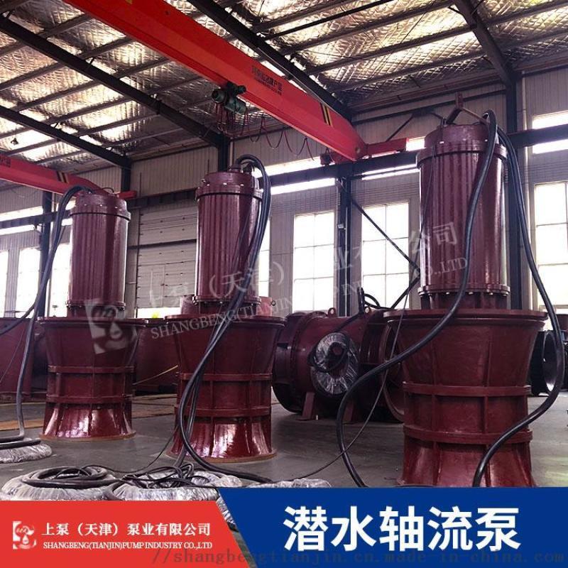 軸流泵性能參數_QZ系列潛水軸流泵選型