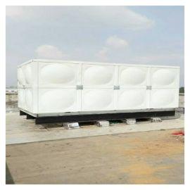 保温型不锈钢水箱 霈凯环保 镀锌水箱
