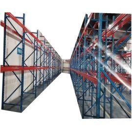 仓库叉车常用重型货架,货架厂定制电话
