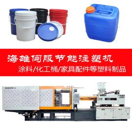 涂料桶生产设备 家具配件塑料注射成型机