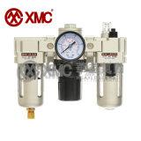 XMC 气源处理器三联件型号AC3000油雾器减压阀油水分离过滤器气液分离器