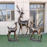玻璃钢动物雕塑 名图玻璃钢雕塑厂家